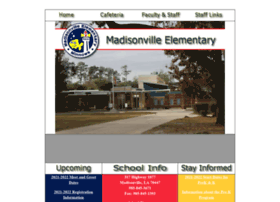 madisonvilleelementary.stpsb.org