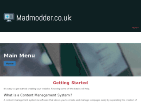 madmodder.co.uk