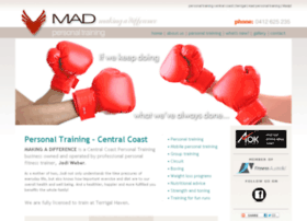 madpersonaltraining.com.au