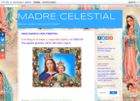 madrecelestial.blogspot.com