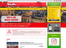 madrid.city-tour.com