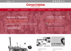 madrid.corazonistas.com