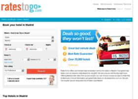 madrid.ratestogo.com