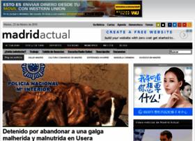 madridactual.com