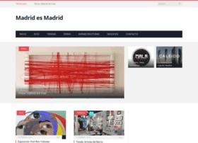 madridesmadrid.com