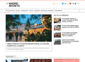 madridistinto.com