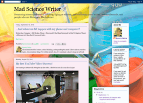 madsciencewriter.blogspot.com
