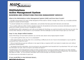 madsolutions.com