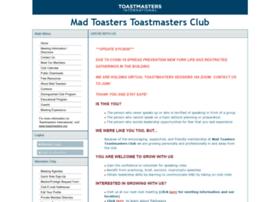 madtoasters.toastmastersclubs.org