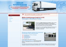 maedler-nutzfahrzeuge.de