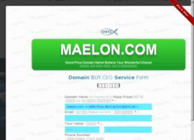 maelon.com
