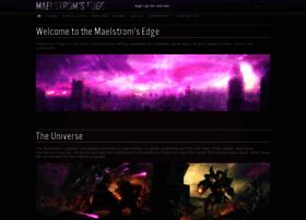 maelstromsedge.com