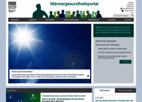 maennergesundheitsportal.de