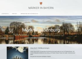 maerker-in-bayern.de