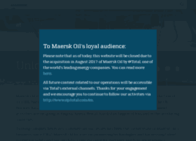 maerskoil.com