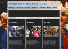 maertplatz-clique.ch