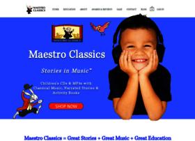 maestroclassics.com