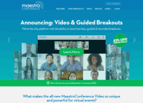 maestroconference.com