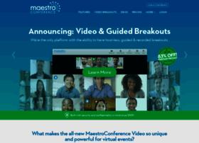 maestroconference.com