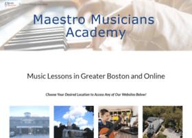 maestromusicians.com