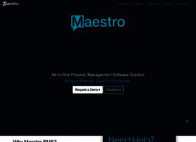 maestropms.com