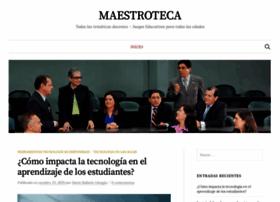 maestroteca.com