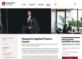 mafc.mq.edu.au