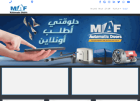 mafdoors.com
