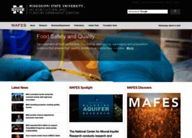 mafes.msstate.edu