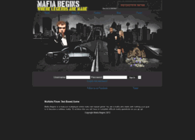 mafiabegins.com