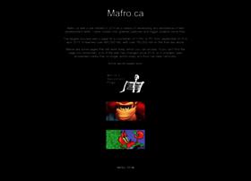 mafro.ca