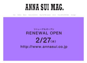 mag.annasui.co.jp