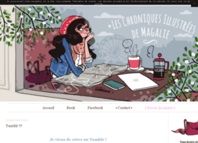 magalie-illustratrice.com