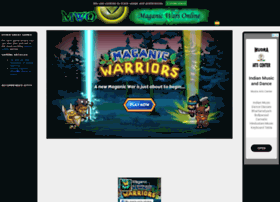 maganicwars.com