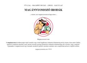 magannyomozok.com
