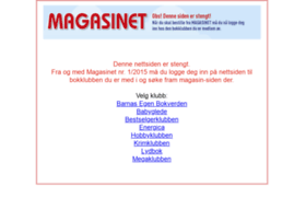 Magasinet.tanumbokklubber.no
