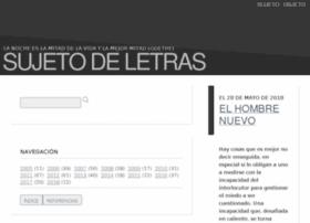 magaz.deletras.es
