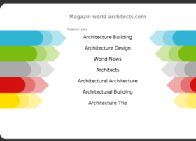 magazin-world-architects.com