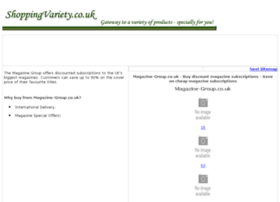 magazine-subscriptions.shoppingvariety.co.uk