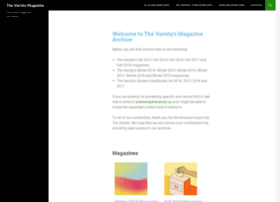 magazine.thevarsity.ca