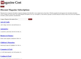 magazinecost.com