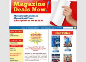 magazinedealsnow.com