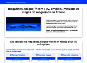 magazines.enligne-fr.com