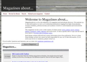 magazinesabout.co.uk