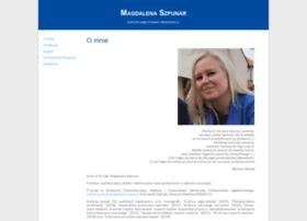 magdalenaszpunar.com