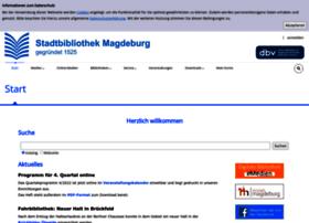 magdeburg-stadtbibliothek.de