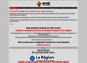 mage-application.com