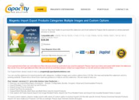 magento.capacitywebsolutions.com
