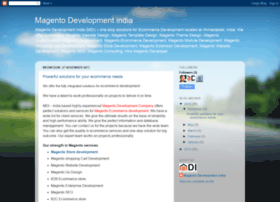 magentoecommercedevelopment-india.blogspot.in