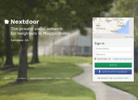 maggievalleyga.nextdoor.com